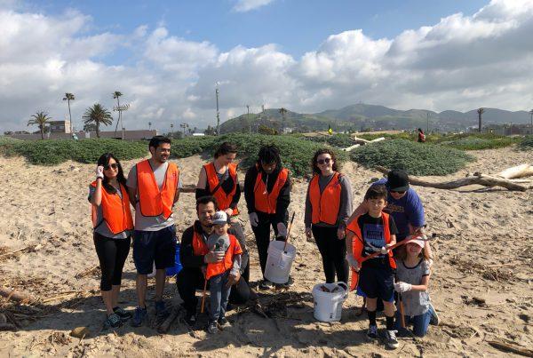 Ventura Beach Cleanup 2019